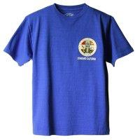 【STANDARD CALIFORNIA/スタンダードカリフォルニア】 SD CALA of Life Circle Logo T■ブルー/グリーン/ホワイト■(メンズ)S/M/Lサイズ