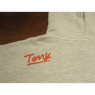 画像5: ■トニー・アルバ【Tony Alva】×トニータイズサン【Tony Taizsun】スエットプルオーバー■グレー■(メンズ)M/Lサイズ