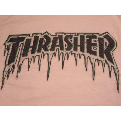 画像4: ■ジャクソンマティス(JACKSON MATISSE)×スラッシャー(THRASHER) THRASHER ICE Long Sleeve Tee■ホワイト■S/M/Lサイズ