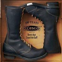 ウエスコ・ブーツ[WESCO 100 Years] (サイクルマンブックス) -セール対象外-