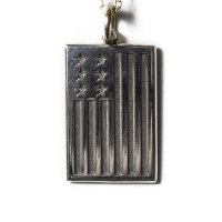 (STANDARD CALIFORNIA/スタンダードカリフォルニア) SD Made in USA Necklace USA Flag