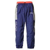 (STANDARD CALIFORNIA/スタンダードカリフォルニア) SD Sports Track Pants ネイビー/レッド (メンズ)32/34 サイズ