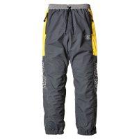 (STANDARD CALIFORNIA/スタンダードカリフォルニア) SD Sports Track Pants グレー/イエロー (メンズ)32/34 サイズ