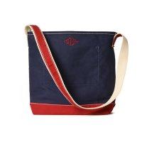 (STANDARD CALIFORNIA/スタンダードカリフォルニア) Made in USA Deluxe Canvas Shoulder Bag