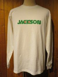 ■ジャクソンマティス(JACKSON MATISSE)■JACKSON Long Sleeve Tee■ホワイト■M/Lサイズ